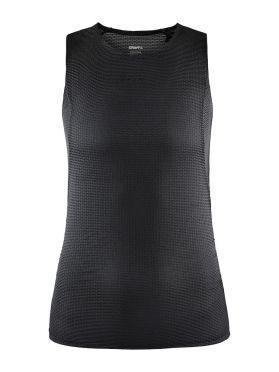 Craft Pro Dry Nanoweight sleeveless baselayer black women