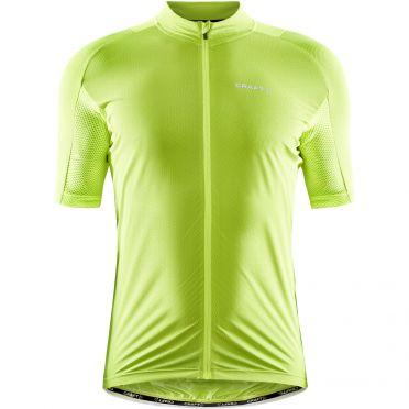 Craft Pro Endurance Lumen jersey SS yellow men