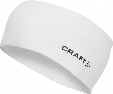Craft Stay Cool superlight headband white