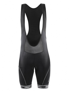 Craft Velo bibshort black/white men
