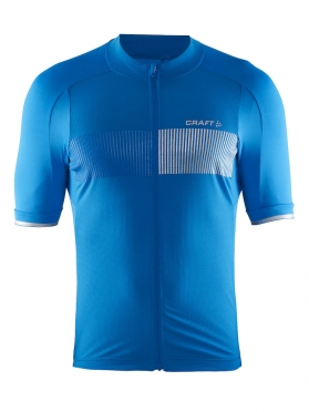 Craft Verve Glow cycling jersey blue men