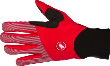 Castelli Scalda elite glove red men