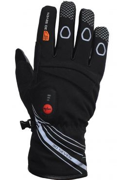 30Seven heated cycling gloves race