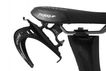 XLAB Delta 105 saddle bottle cage black