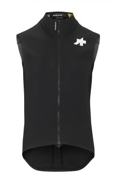 Assos Equipe RS Spring fall Aero gilet black men