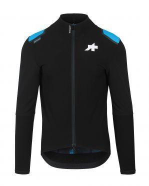 Assos Equipe RS winter cycling jacket black men