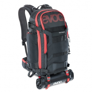 Evoc Trail Builder 30L backpack black 99588