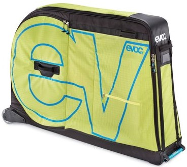 Evoc Bike travel bag pro green