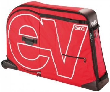 Evoc Bike travel bag red 75833