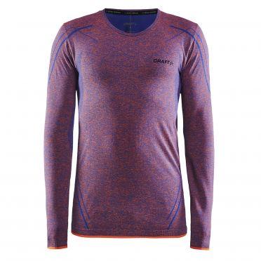 Craft Active Comfort long sleeve baselayer purple/soul men
