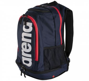 Arena Fastpack core blue/red