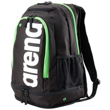 Arena Fastpack core black/green