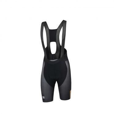 Sportful Bodyfit pro air bibshort black/gold men