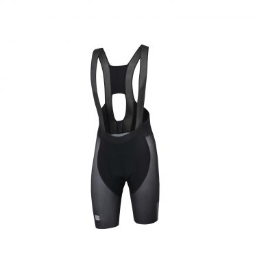 Sportful Bodyfit pro air bibshort black/grey men