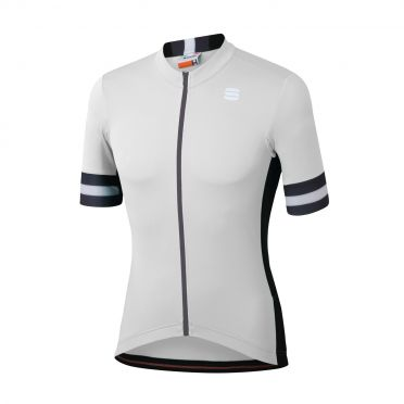 Sportful Kite jersey short sleeves white men