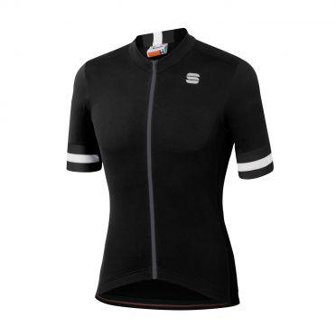 Sportful Kite jersey short sleeves black men