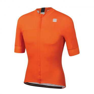 Sportful Bodyfit pro classic jersey short sleeves orange men