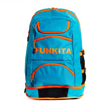 Funkita Elite squad backpack Blue lagoon