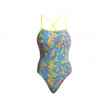 Funkita Leave me tie me tight bathing suit women