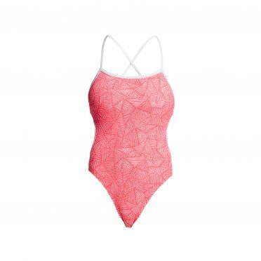Funkita Sweet venom Cut away bathing suit women