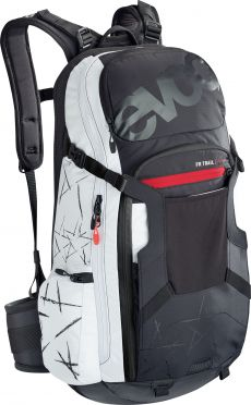 Evoc FR Trail unlimited 20 liter backpack black/white