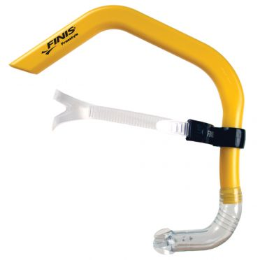 Finis Freestyle Snorkel yellow