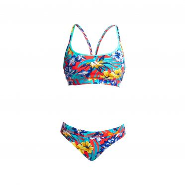 Funkita Aloha from Hawaii Sports bikini set women
