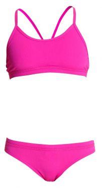 Funkita Still pink Sports bikini set women