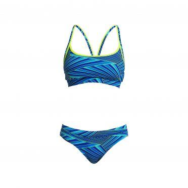 Funkita Streaker Sports bikini set women