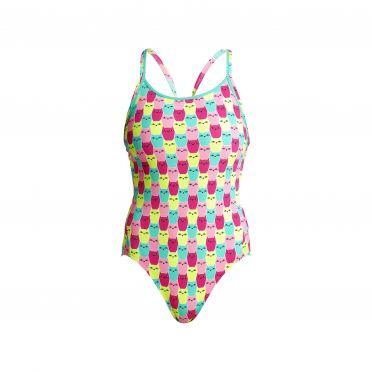 Funkita Minty mittens diamond back bathing suit women