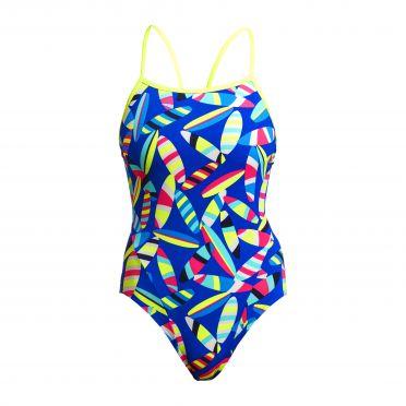 Funkita Board Bash single strap suit women