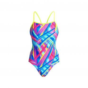 Funkita Frickin laser single strap bathing suit women