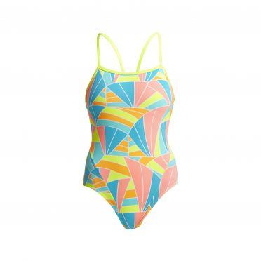 Funkita Summer Sails single strap suit women