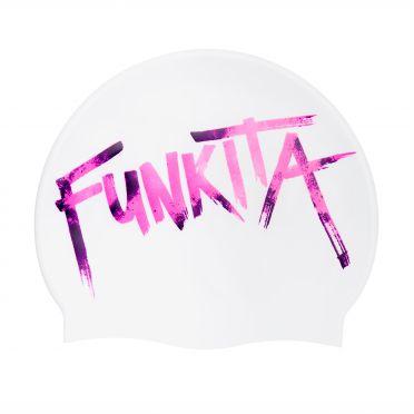 Funkita Silicone swimming cap Funkita tag