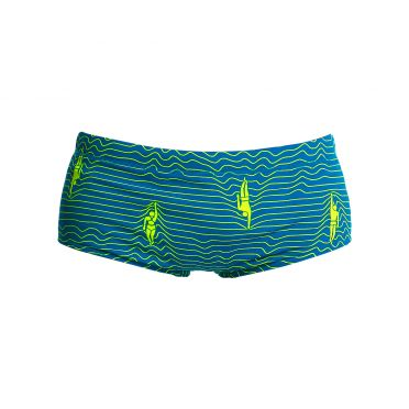 Funky Trunks Ripple effect Printed trunk swimming Boys