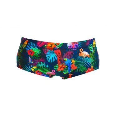 Funky Trunks Tropic team Printed trunk swimming Boys
