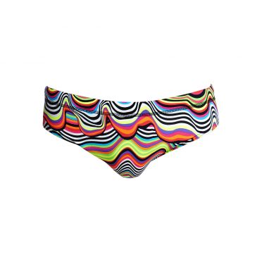Funky Trunks Dripping Classic brief swimming men