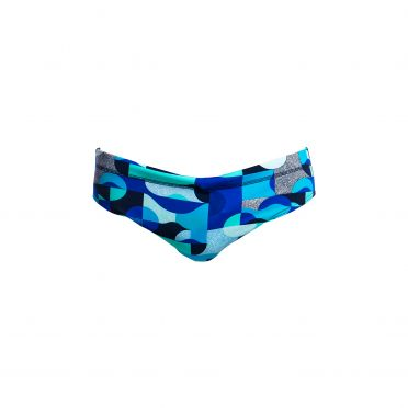 Funky Trunks Sea spray Classic brief swimming men