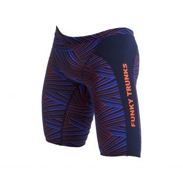 Funky Trunks Hugo weave Training jammer swimming