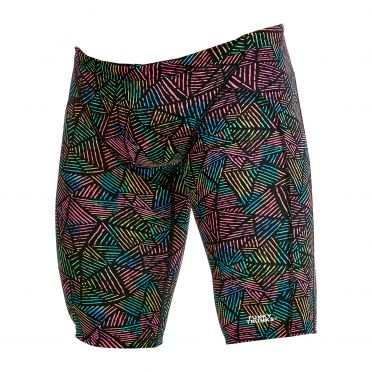 Funky Trunks Poison pop Training jammer swimming men