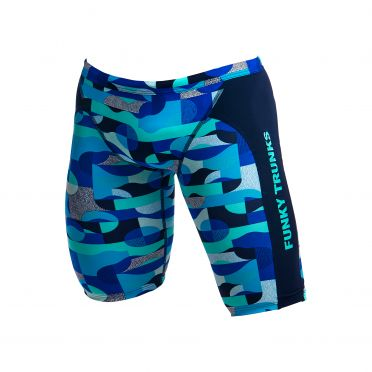 Funky Trunks Sea spray Training jammer swimming men