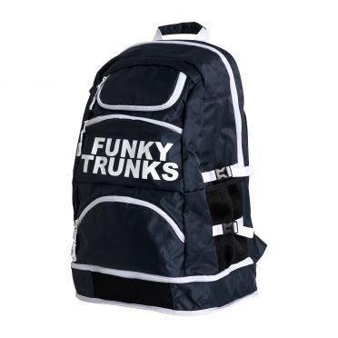 Funky Trunks Elite squad backpack Deep ocean