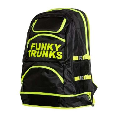 Funky Trunks Elite squad backpack Night lights