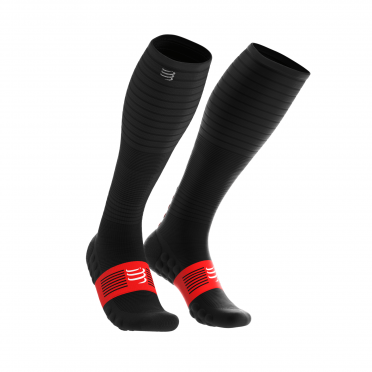 Compressport Full socks oxygen compression socks black