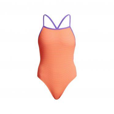 Funkita twist & Shout tie me tight bathing suit women