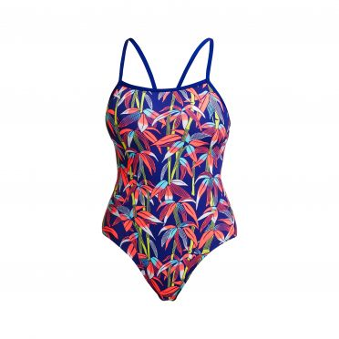Funkita Bambamboo single strap bathing suit women