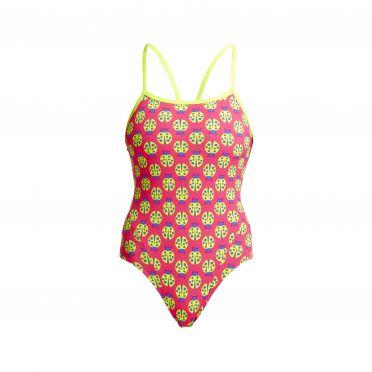 Funkita Lady Birdie single strap bathing suit women