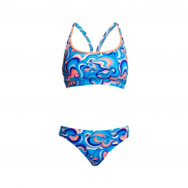 Funkita Double Scoop bikini set women