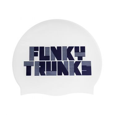 Funky Trunks Silicone swimming cap Space Cadet