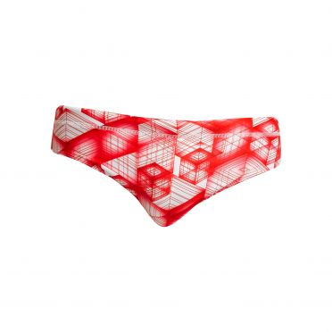Funky Trunks Red Dwarf Classic brief swimming men